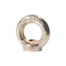 Lifting Eyenut Zinc Plated - DIN582 Standardÿ- Component Size - 6mm