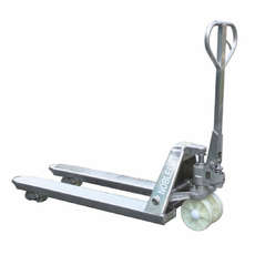 Stainless Steel Pallet Jack 685mm wide