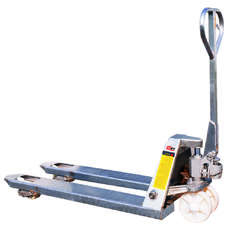 Galvanized Pallet Jack / Pallet Truck 685mm wide