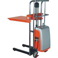 400KG Electric Platform Stacker Lifter