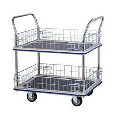 2 Tier Platform Trolley - HB220M