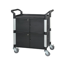 Triple Deck Service Cart Platform Trolley - HS828D