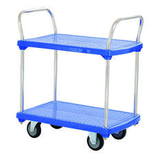Two-tier Double Handle Trolley - NP220D