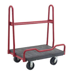 OEASY A Frame Panel Cart with 150mm PP castors 98.4cm x 61.0cm x 109.2cm - 900kg rated