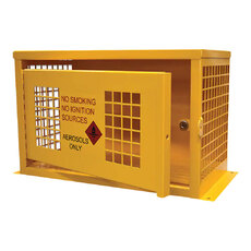 SCAR32 - 32 Can Aerosol Storage Cage