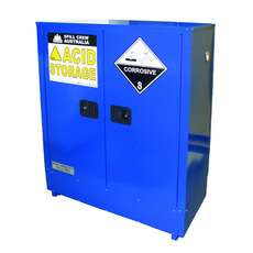 160L Class 8 Corrosive Substances Safety Cabinet