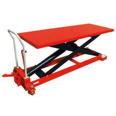 Large Table Scissor Lift - TG100