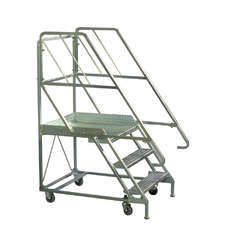 Mobile Platform Step Ladders - Steps - 3