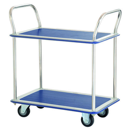 2 Tier Platform Trolley - HB220D