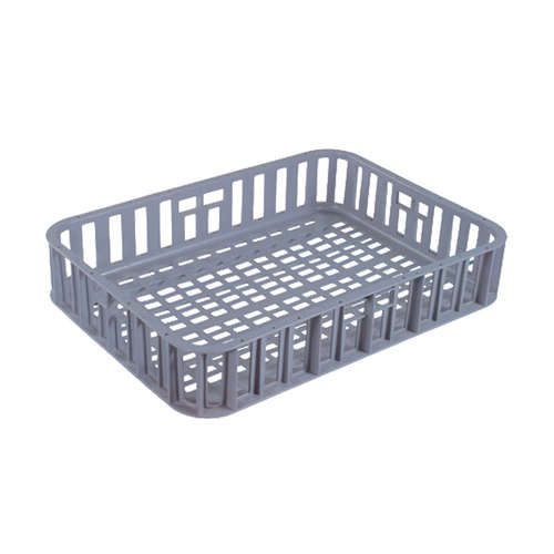 44L Plastic Crate Ventilated Base Tray 735 X 535 X 150Mm Ih984