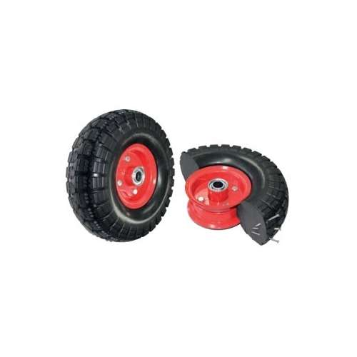 20mm Bearing Semi Pneumatic - Puncture Proof Wheel