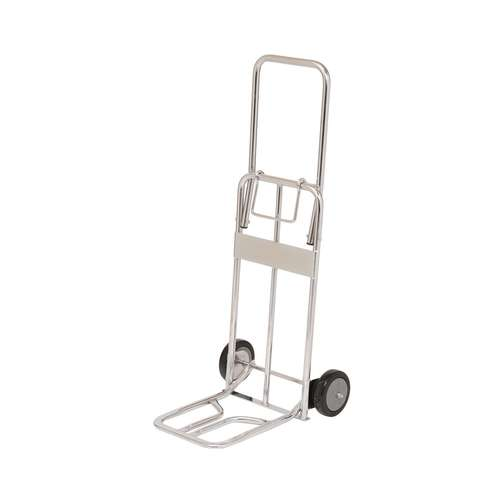 Foldable Chrome Plated Hand Truck - SFT2809