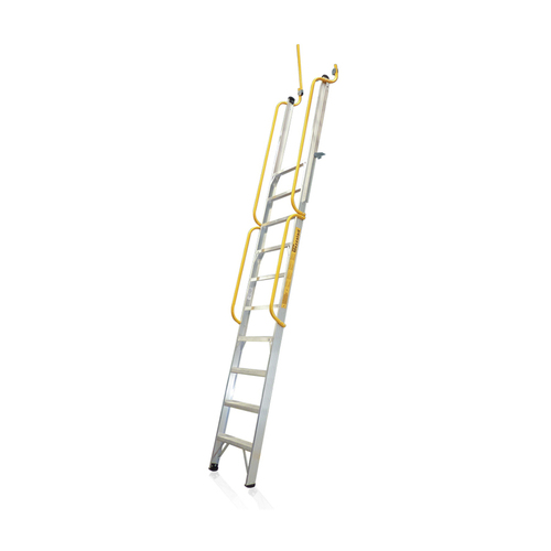Mezzalad Mezzanine Access Ladders - Model - SM-VH03