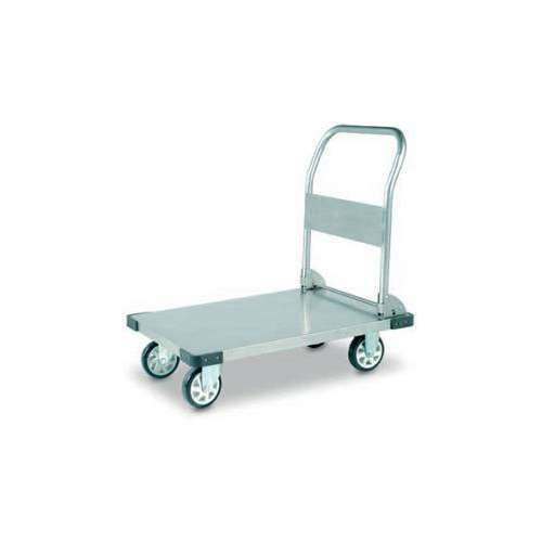 Stainless Steel FlatBed Platform Trolley - ST17011F
