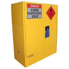 Flammable Goods Cabinets