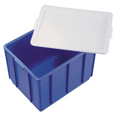Plastic Stacking Crates