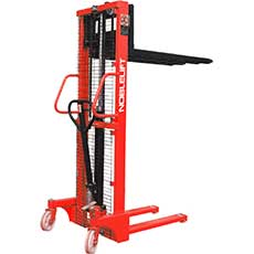 Lifting Trolleys & Manual Walkie Stackers